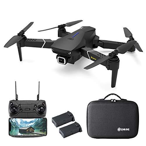 EACHINE Drone avec Camera 4k HD GPS 5G-WiFi E520S Pliable FPV avec Sac...