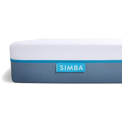 Simba Matelas Hybrid Double 140 x 200 cm | Mémoire de Forme et 2500...